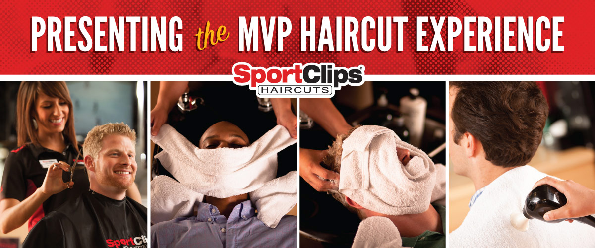 The Sport Clips Haircuts of Prairieville MVP Haircut Experience